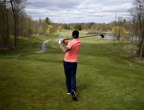 COVID-19 hace que el golf se refuerce en 2021